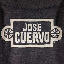 Jose Cuervo Tequila Cuervo La Rojena Embroidered Burnside Shirt XL