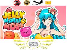 Jelly Wants More PC Digital STEAM KEY - Region Free
