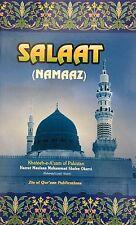 Salaat Salah (Namaz) (English / Arabic) - Islamic Book On How to Perform Salah