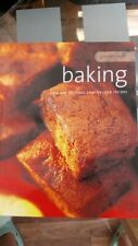 Baking Recipe Book 2002 Step by Step Ingredients Recipes Colour Photos