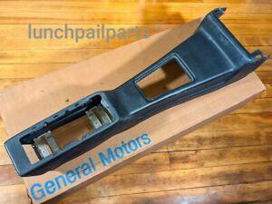 RARE NOS Chevrolet floor console Camaro Z28 Berlinetta Rally Sport RS LT 350 A/T