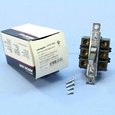 Cooper Ahmc360l Open Toggle Nema Manual Motor Starter 3 Pole 60 Amp 30 Hp
