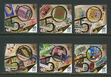 Guernsey 2019 50th Anniversary Mail Gold Foil Set Mint Nh