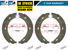 FOR MERCEDES VITO 108 112 113 CDI REAR HAND BRAKE SHOE & SHOE FITTING KIT NEW