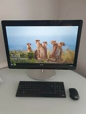 """Acer Aspire U5-710 23.8"""" Touchscreen All-in-One PC; monitor, keyboard & mouse"""