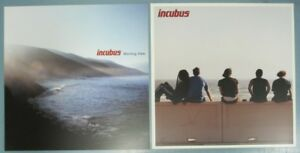 INCUBUS 2001 MORNING VIEW 2 SIDED promotional poster/flat Flawless New Old Stock