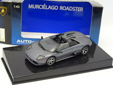 Auto Art 1/43 - Lamborghini Murcielago Roadster Grise