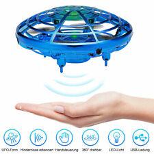 Mini Hand Flying UFO Kinder Spielzeug RC Drohne Quadcopter Induktions Flugzeuge