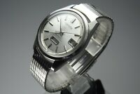 OH, Vintage 1966 JAPAN SEIKO SEIKOMATIC WEEKDATER 6206-8130 26Jewels Automatic.