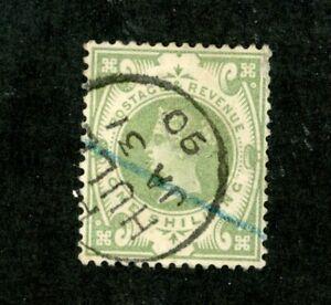 GREAT BRITAIN--Individual Stamp Scott #122