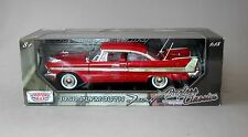 1:18 Motormax 1958 Plymouth Fury - Red