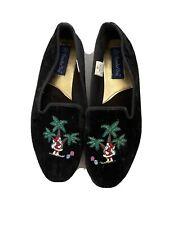 New listing paradise Bay Women's velvet christmas slipper/shoe size 7 1/2