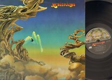 YES Yesterdays LP 1974 Canada