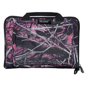 Muddy Girl Mini Range Bag, Nylon Camouflage Bulldog Cases BD915MDG