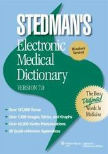 Electronic Medical Dictionary (2006, CD-ROM, Revised)