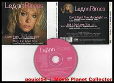 "LeAnn RIMES ""Can't Fight The Moonlight"" (CD 2 titres) Coyote Ugly 2000"