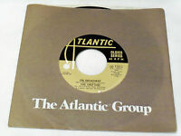 "DRIFTERS*ON BROADWAY / I'VE GOT SAND IN MY SHOES*REISSUE* 7""45 RPM*DOO WOP"