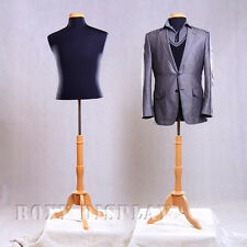 Male Mannequin Manequin Manikin Dress Form #MBSB+BS-01NX