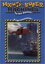 NEW DVD // Mighty Super Machines -To the Rescue! // ENGLISH&FRENCH // 30 min
