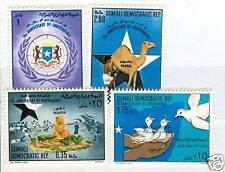 STEMMA - COAT SOMALIA 1970 10th Anniversary of Indipendence
