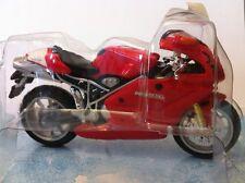 Ducati 999S motorcycle 1/18 999 S Testatretta Maisto