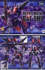 HEAVY METAL LGAIM g1 Mecha manga anime robot toy figure gundam