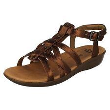 Sandali e scarpe gladiatori per il mare da donna Numero 37 Materiale 100 % pelle