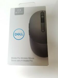 Dell Computer MS5120W Mobile Pro Wireless Mouse Black, Brand New!!