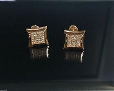 Markenloser Mode-Ohrschmuck mit Kristall für Herren