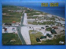 POSTCARD UTAH BEACH
