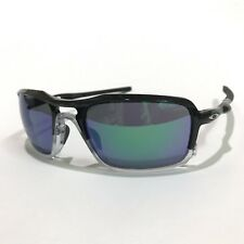 Oakley Sunglasses * Triggerman 9266-02 Polished Black Jade Iridium COD PayPal