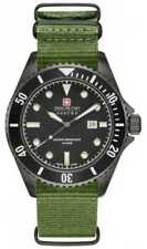 Relojes de pulsera Deportivo con fecha de tela/cuero