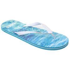Scarpe da uomo blu di gomma