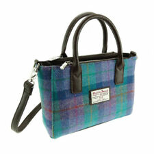 Ladies Authentic Harris Tweed Small Tote Bag With Shoulder Strap LB1228 COL 79