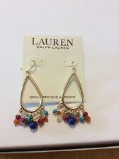 LAUREN RALPH LAUREN Beaded Chandelier Earrings (3058826887) $40.00 #64a