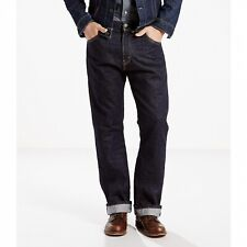 Men's Levi's 517 Bootcut  Indigo Blue Rinse Jeans - 00517-0216  Size: 38 X 34