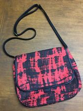 VOLCOM shoulder bag Medium with adjustable strap Red and Black