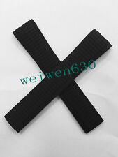 21mm rubber watch band strap silicone band for Patek Philippe Aquanaut 5167A-001
