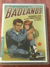 Badlands [1973] (DVD edition) Criterion Collection