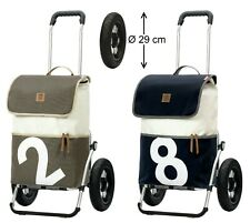 ANDERSEN Royal cabas Mole immenses bâches Persenning Ø 29 cm roue achat Trolley