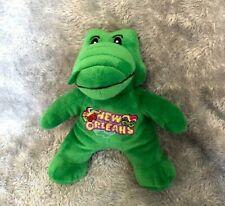 """New Orleans Souvenir 8"""" Soft Toy"""