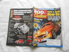 ROD & CUSTOM Magazine-SEPT,2002-MAKE SOME NOISE! REMOTE CONTROL EXHAUST CUTOUTS