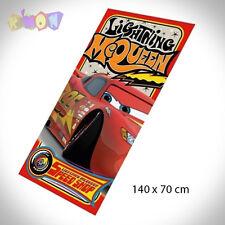 9367 toalla Cars de playa algodon