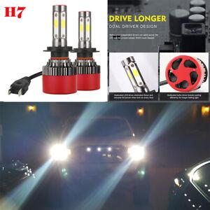 H7 EV16 A0033 LED Headlight Fog Kits Bulb 6000K White High Low Beam Universal