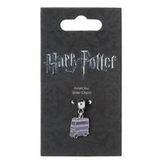 New Official Genuine Harry Potter Silver Plated Knight Bus Charm