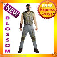 C686 Batman The Dark Knight Rises Bane Halloween Super Hero Adult Costume