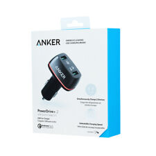 Quick Charge 3.0 Anker 42W 2-Port USB Car Charger PowerDrive+ 2