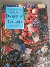 Decorative Beadwork Book by Debbie Siniska