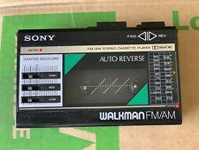 Sony Walkman WM-F18 - Radio Cassette Player Auto Reverse