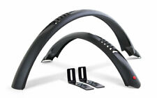 """Hebie Swap Seat Post Mudguard Foil For Mountain Bicycle Bike Cycle /""""Stripes/"""""""